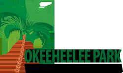 Okeeheelee Park Logo