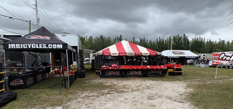 race event tents