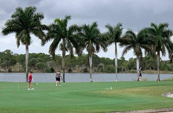 Okeeheelee Public Golf Course