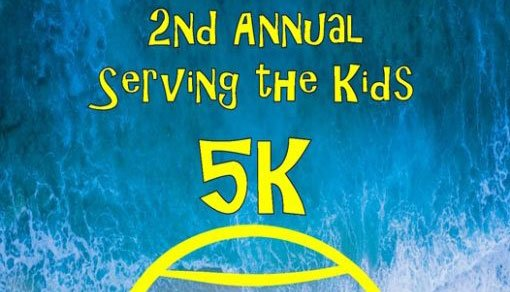 serving the kids 5k